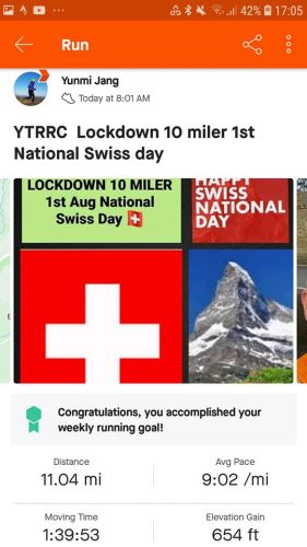 National Swiss Day